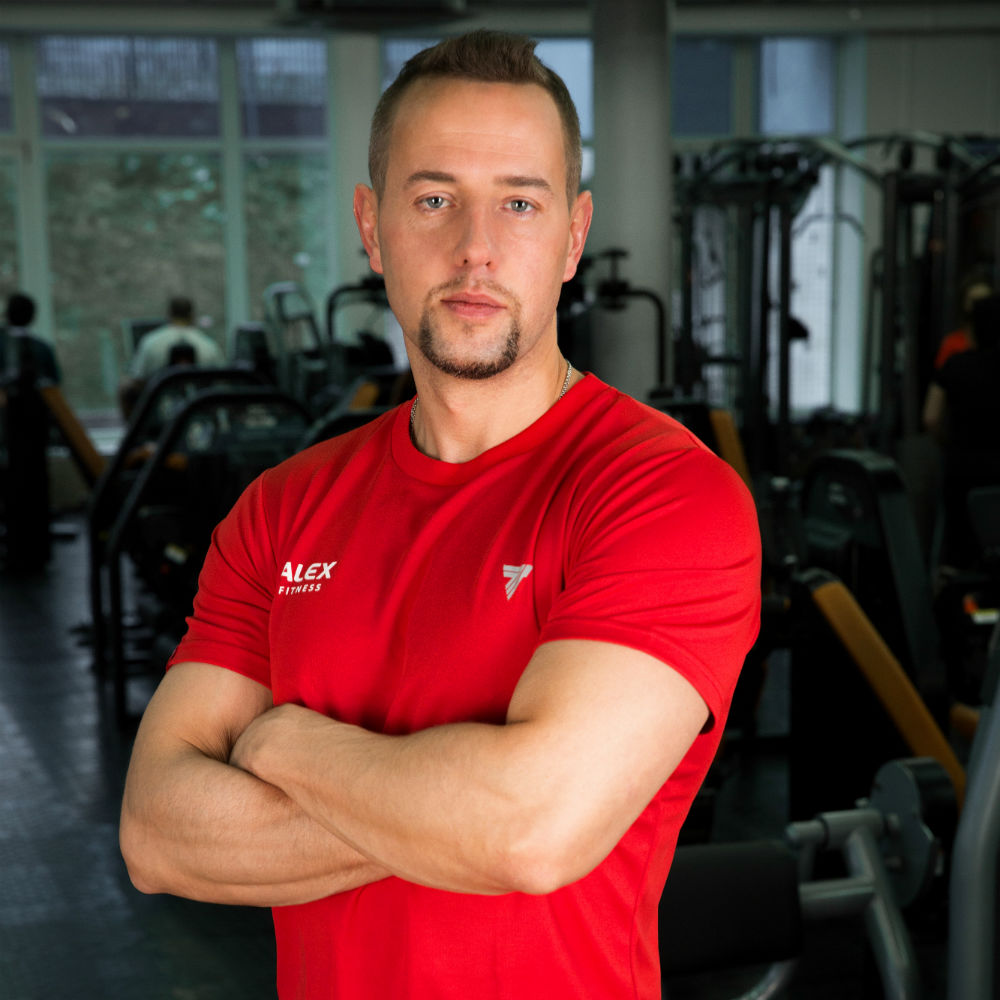 Description of the fitness club Alex Fitness (СПБ)